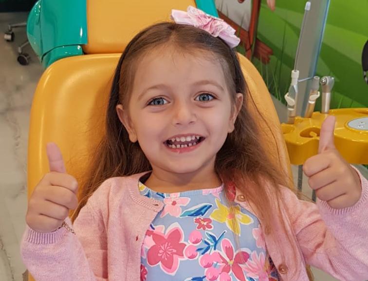 Çengelköy Çocuk Diş Hekimliği - Pedodonti