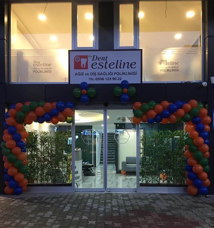 Dent Esteline Çengelköy Diş Polikliniği